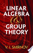 Linear Algebra and Group Theory