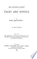The absentee  Madame de Fleury  Emilie de Coulanges  The modern Griselda