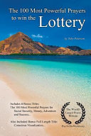 Prayer   the 100 Most Powerful Prayers to Win the Lottery   with 4 Bonus Books to Pray for Social Security  Money  Adventure and Success