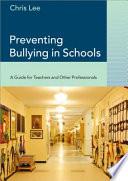 Preventing Bullying in Schools