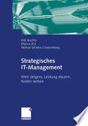 Strategisches IT-Management