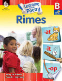 Learning Through Poetry : phonological awareness through activities around...