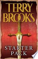 Terry Brooks Starter Pack 4 Book Bundle