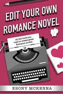 Edit Your Own Romance Novel