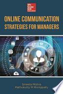 Online Communication Strategies