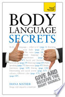 Body Language Secrets Teach Yourself Ebook Epub