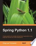Spring Python 1 1