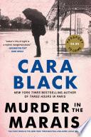 Book Murder in the Marais
