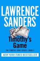 download ebook timothy\'s game pdf epub