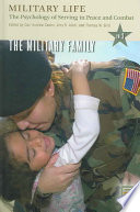 Military Life  The military family