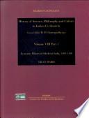 Economic History of Medieval India  1200 1500