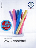Valuepack Law of Contract Law Express