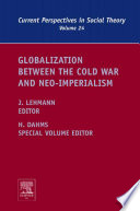 Globalization Between the Cold War and Neo imperialism