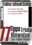 Tolino Vision  77 Tipps  Tricks  Hinweise und Shortcuts