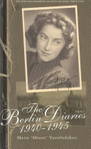 The Berlin Diaries 1940-45