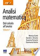 Analisi matematica  Dal calcolo all analisi