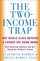 The Two income Trap Income Family Presenting A Series Of Solutions On