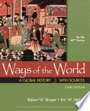 Ways of the World with Sources for AP