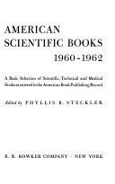 American Scientific Books