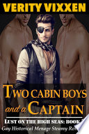 Two Cabin Boys and a Captain