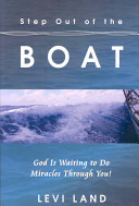 download ebook step out of the boat pdf epub