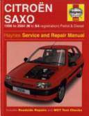 Citroen Saxo Petrol And Diesel Service And Repair Manual