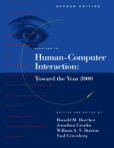 Readings in Human-Computer Interaction
