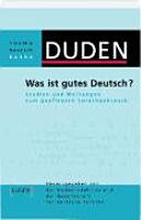 Duden Thema Deutsch 08  Was ist gutes Deutsch