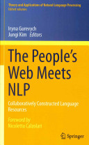The People   s Web Meets NLP