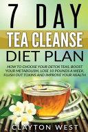 Tea Cleanse  7 Day Tea Cleanse Diet Plan