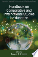 Handbook on Comparative and International Studies in Education