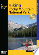 Hiking Rocky Mountain National Park book