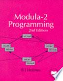 Modula 2 Programming