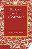 Economic Problems of Democracy