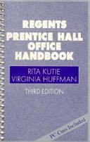 Regents Prentice Hall Office Handbook
