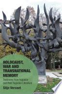 Holocaust  War and Transnational Memory