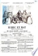 Échec et mat drame en cinq actes, en prose par mm. Octave Feuillet et Paul Bocage