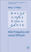 word-frequency-and-lexical-diffusion