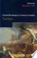 Oxford Readings in Tacitus