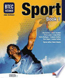Btec National Sport book