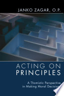 Acting On Principles
