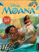 Disney Moana Annual 2017