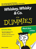Whiskey  Whisky   Co  f  r Dummies