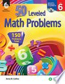 50 Leveled Math Problems, Level 6