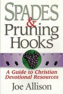 Spades   Pruning Hooks