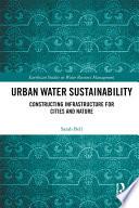 Urban Water Sustainability