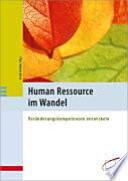 Human Ressource im Wandel