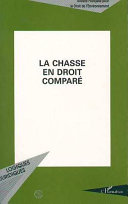 download ebook la chasse en droit compare pdf epub