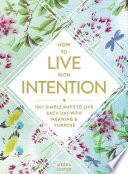 How to Live with Intention Book PDF