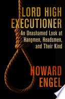 Lord High Executioner Book PDF